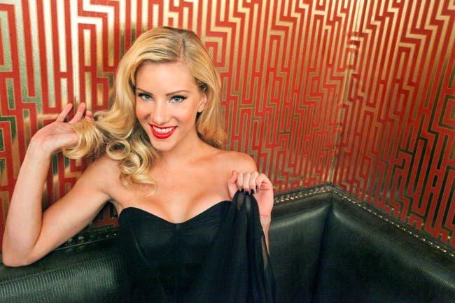 Heather Morris volverá a Glee