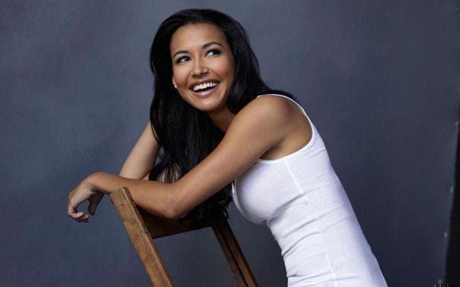 Naya Rivera despedida de Glee