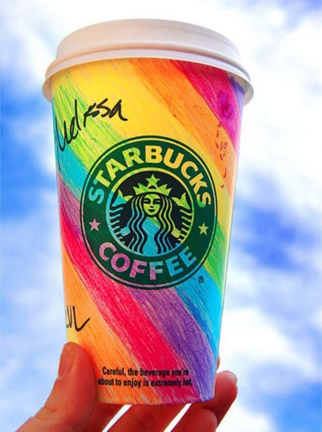 Starbucks campaña mamas lesbianas
