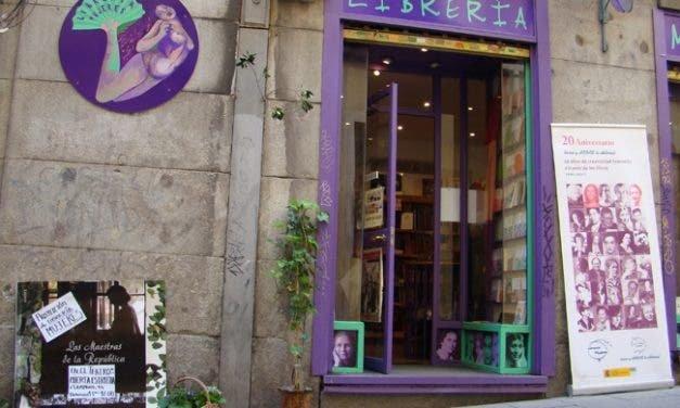 Platicamos con la Librería de Mujeres de Madrid