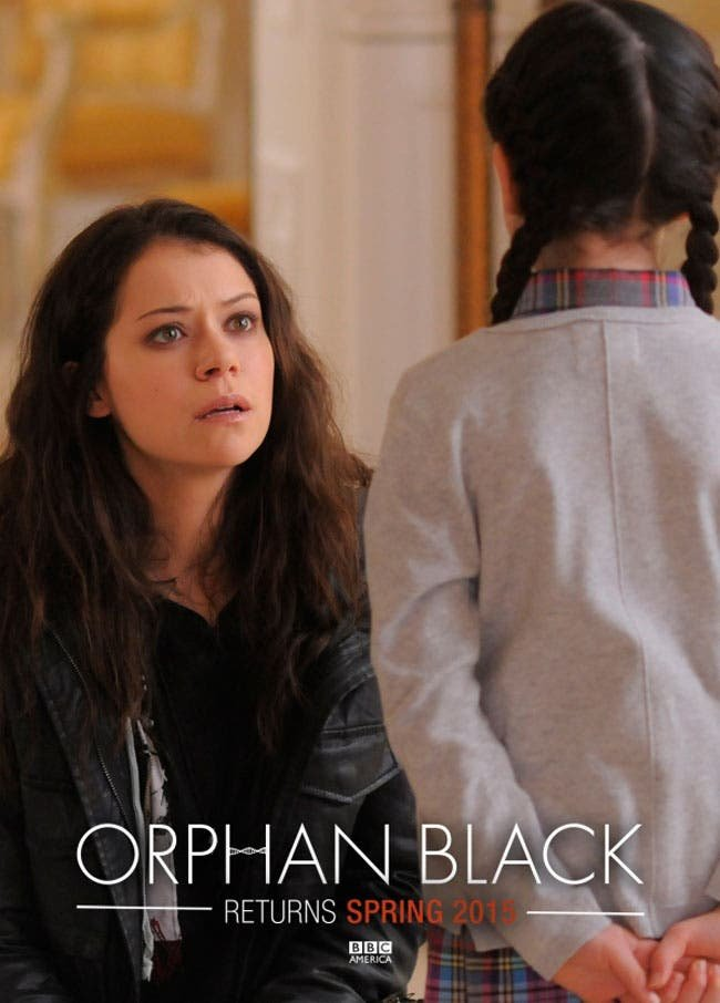orphan black tercera temporada