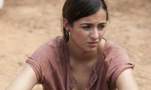 Tara en The Walking Dead 5ª temporada