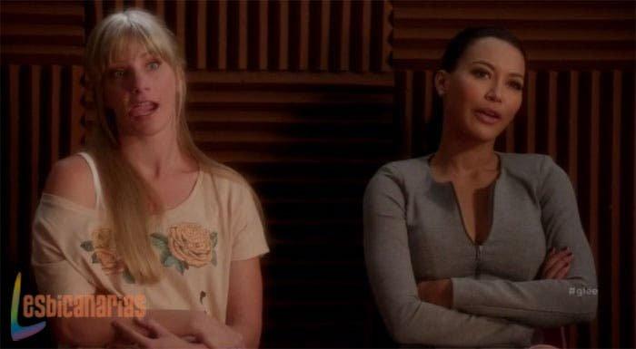 Brittana en Glee