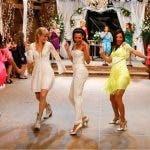 Boda de Brittany y Santana en Glee