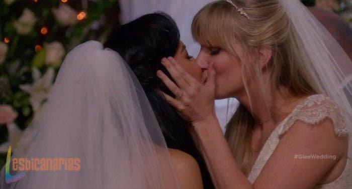 Brittany y Santana: La Boda