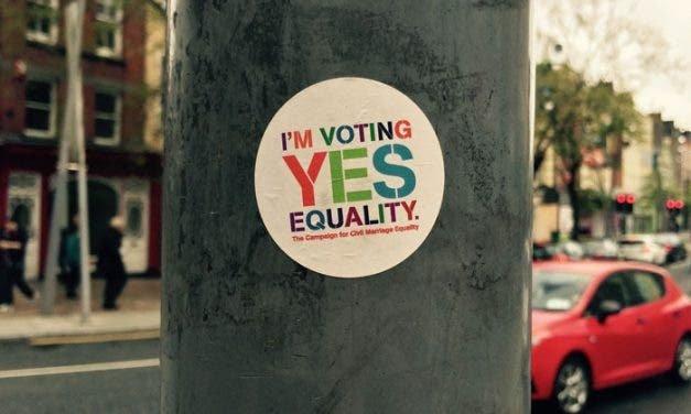 Una lesbicanaria en Irlanda antes del 22M