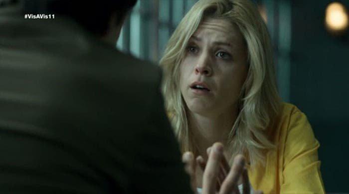 Maca descubre que Lucia está muerta