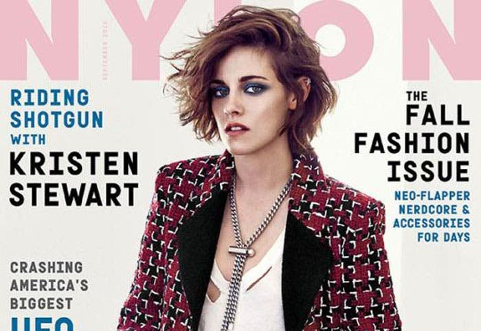 Kristen Stewart habla sobre su sexualidad y salir del armario