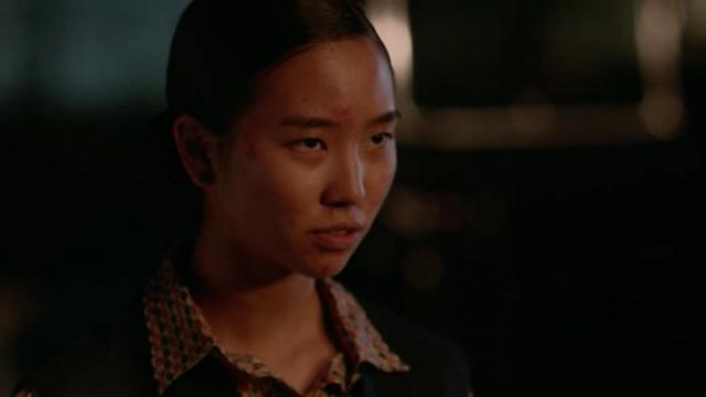 Chang joven sin futuro digievolucionando en Chang jefa de una banda de contrabando