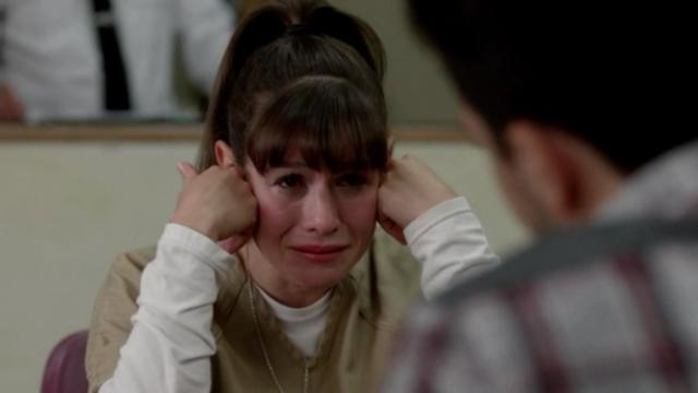 """""""Se llevaron a mi novia de la cárcel y ahora estoy sola y deprimida"""""""