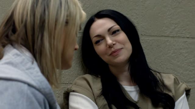 Alex en modo heart eyes y Piper ni puto caso. ¿PERO QUÉ ES ESTO?