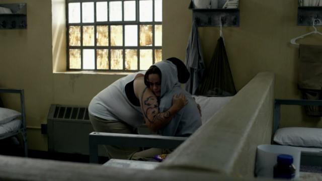 Un hombro en el que llorar y una de las mejores relaciones de esta temporada
