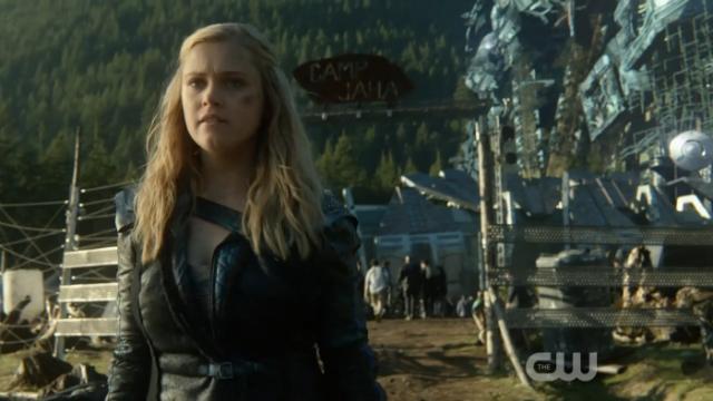 """""""Ahí os quedáis. Yo me voy a buscar a mi Lexa"""""""