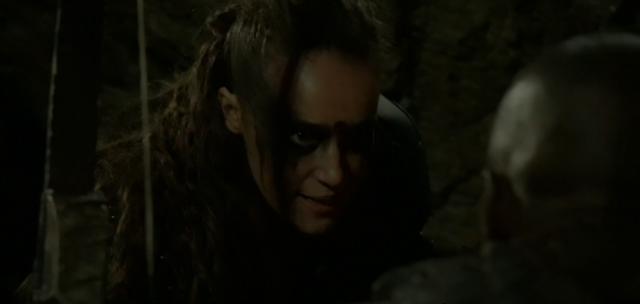 """""""¡Que te estoy diciendo que te quedes con Clarke, porque no puedo perderla!"""""""