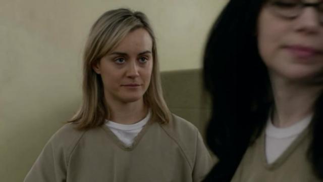 ¿Qué es eso, Piper? ¿Una sonrisa?