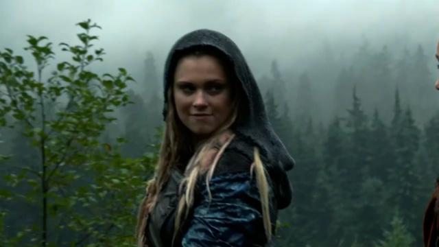 """""""No te confundas, Lexa. Esta sonrisa también es for my people"""""""