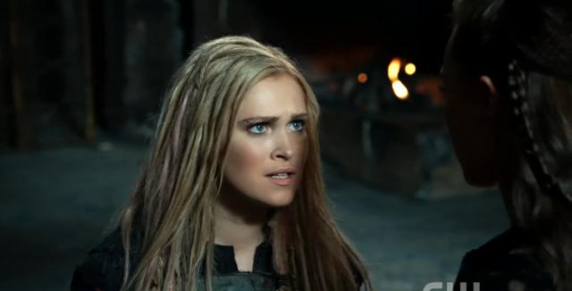 """""""¡Que no, Lexa! ¡Que no te puedes morir porque aún tenemos que hacer las paces y convertirnos en pareja!"""""""