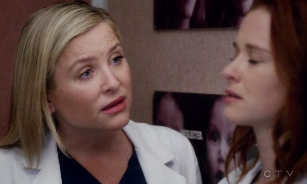 Callie y Arizona: resumen de episodio 12×21 Anatomía de Grey