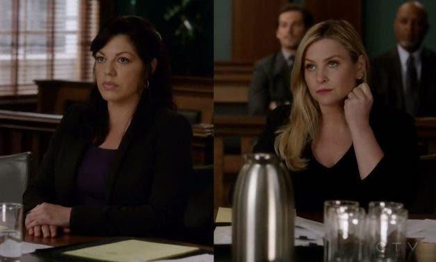 Callie y Arizona: resumen de episodio 12×22 Anatomía de Grey