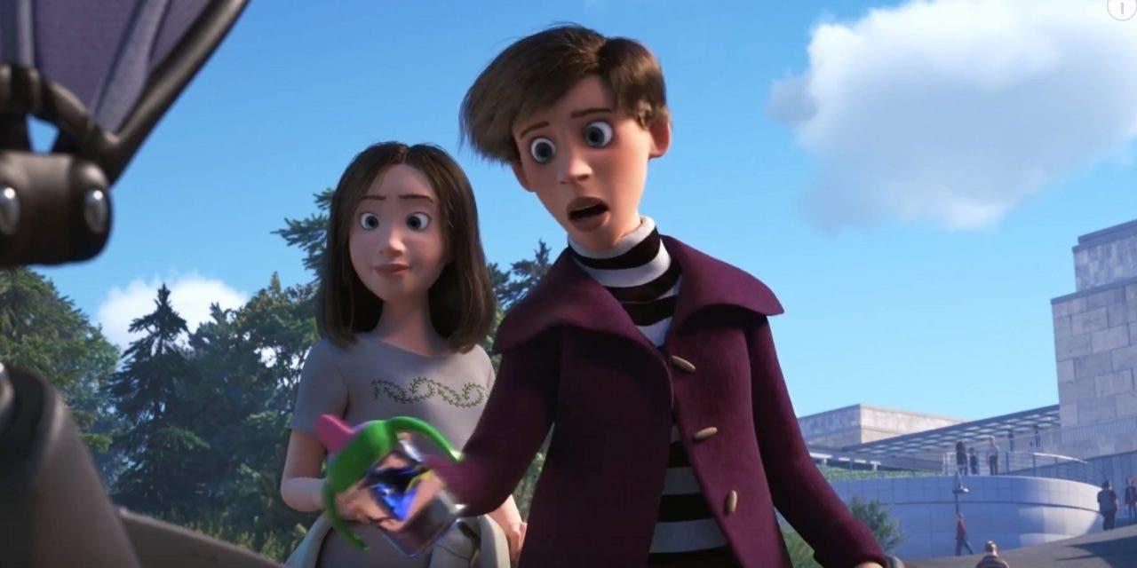 Buscando a Dory podría regalarnos la primera pareja lésbica en una película de Disney