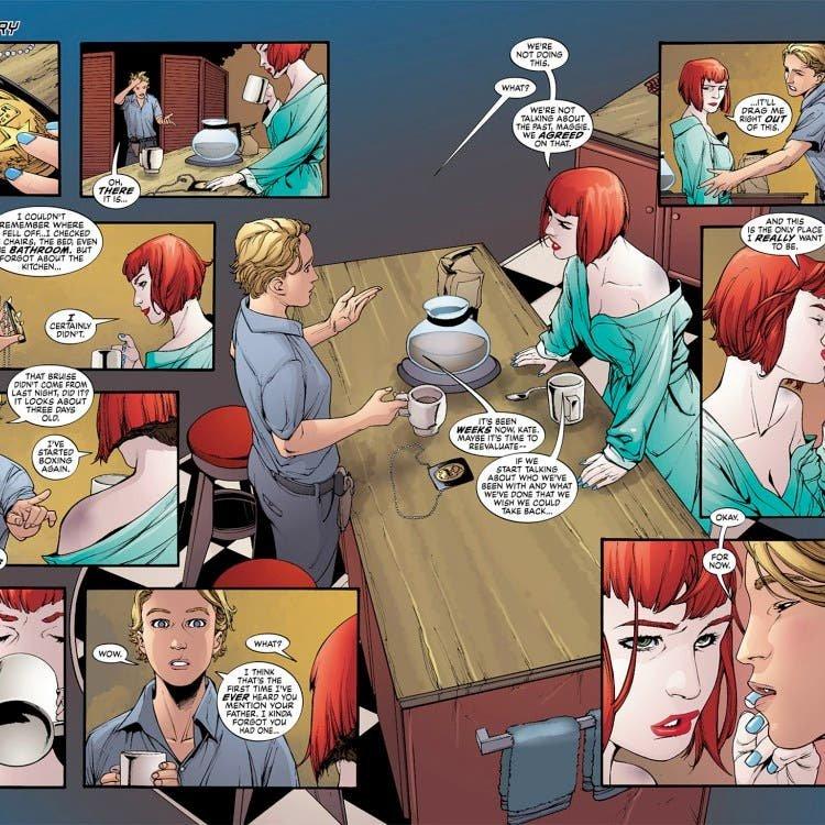 Batwoman y Maggie Swayer