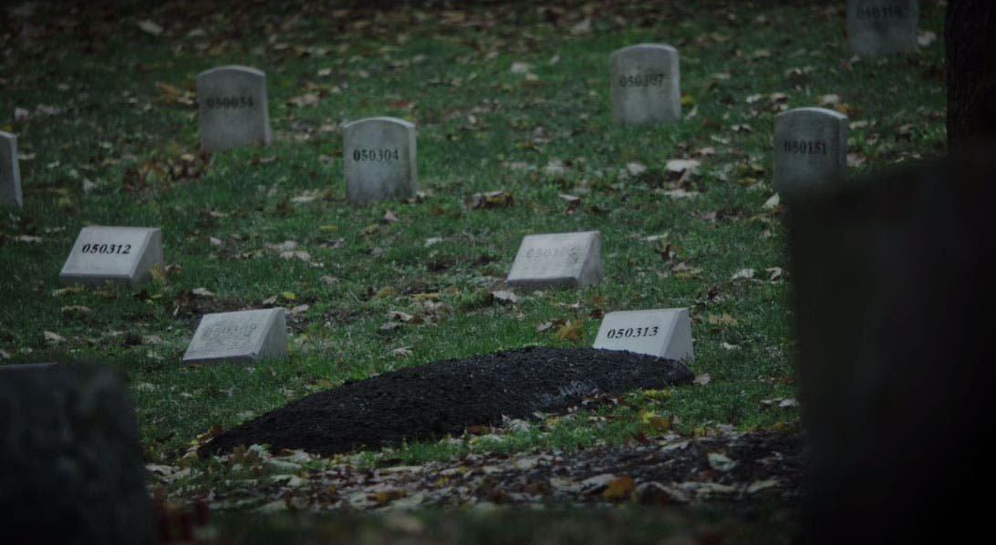 la tumba de Root