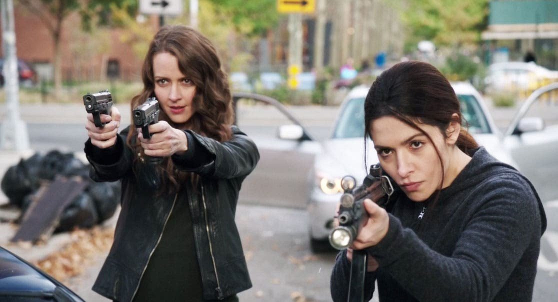 Root y Shaw resumen de episodio 5×10 Person Of Interest