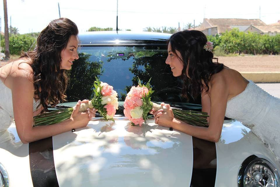 boda lésbica Vero y Miriam