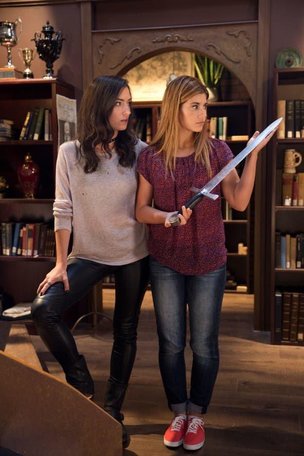 Laura y Carmilla tercera temporada
