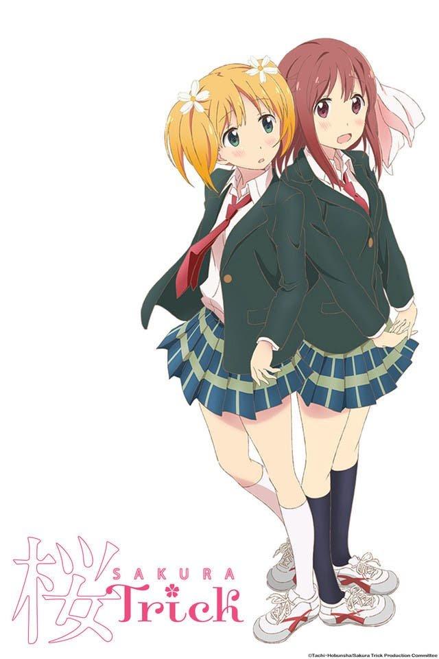 Sakura Trick anime yuri