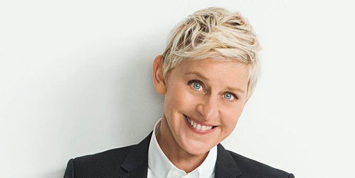 Ellen se lleva el gato al agua, digo los emmys a su casa