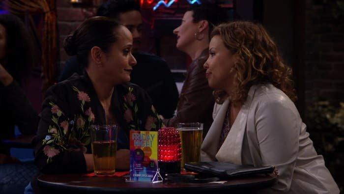 Penelope y su amiga lesbiana