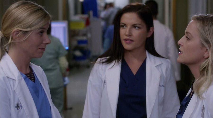 Arizona y Eliza discuten