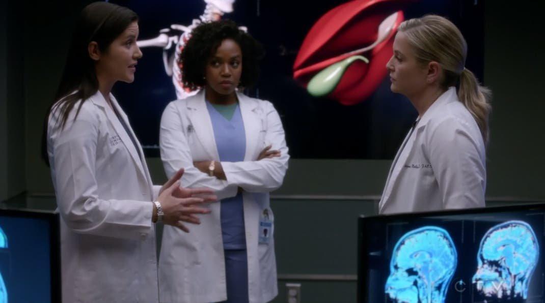 Arizona y Eliza resumen de episodios 13×13 Anatomía de Grey