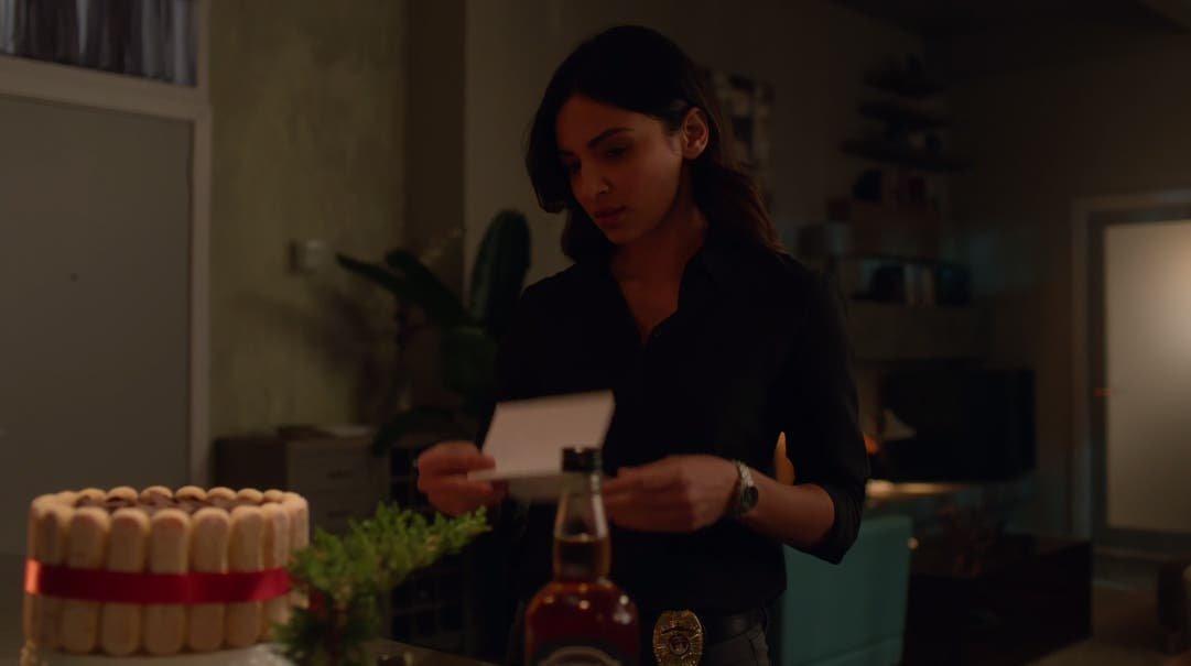 Maggie encuentra su sorpresa de San Valentín