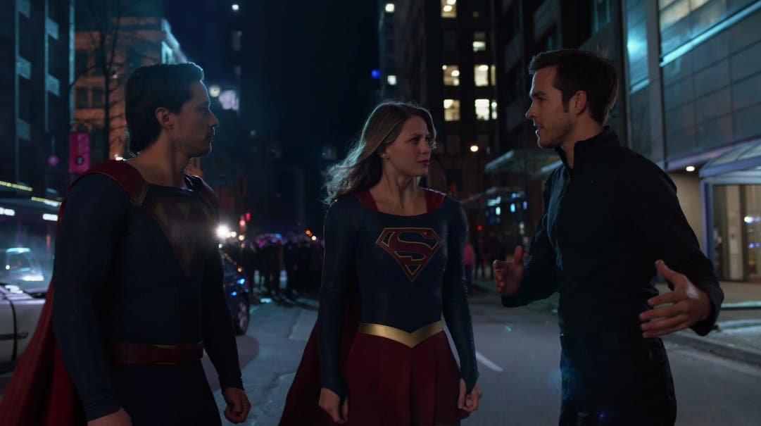 Supergirl nefasta