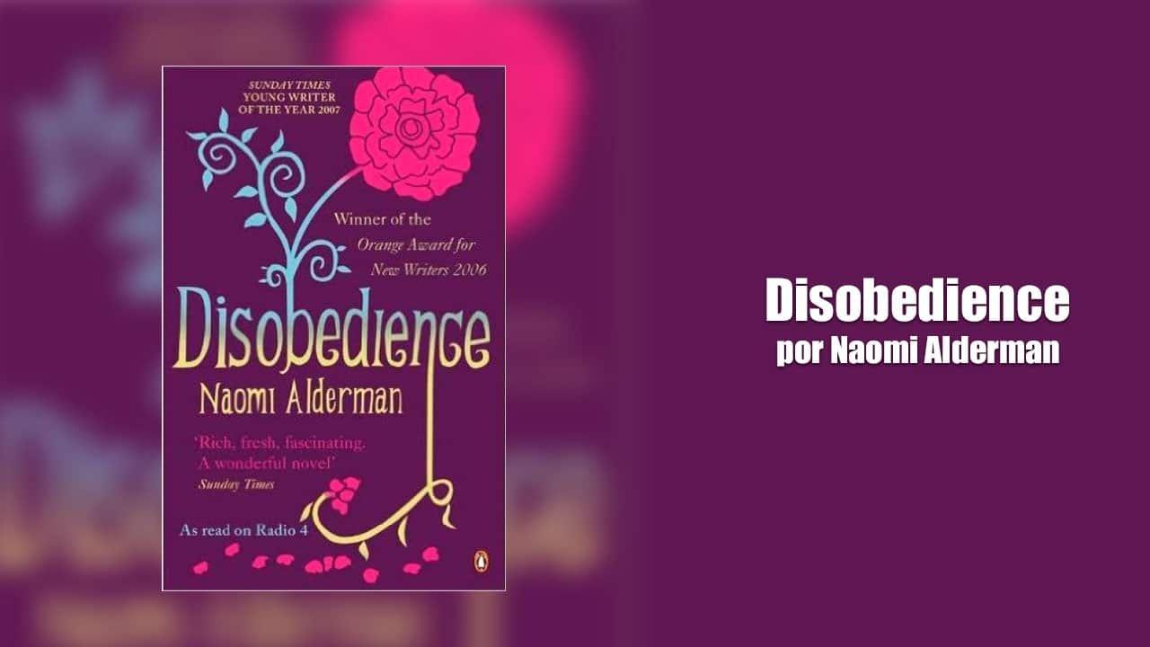 Disobedience por Naomi Alderman – libros lésbicos