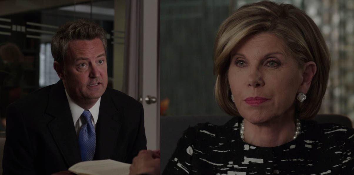 Kresteva y Diane hablando