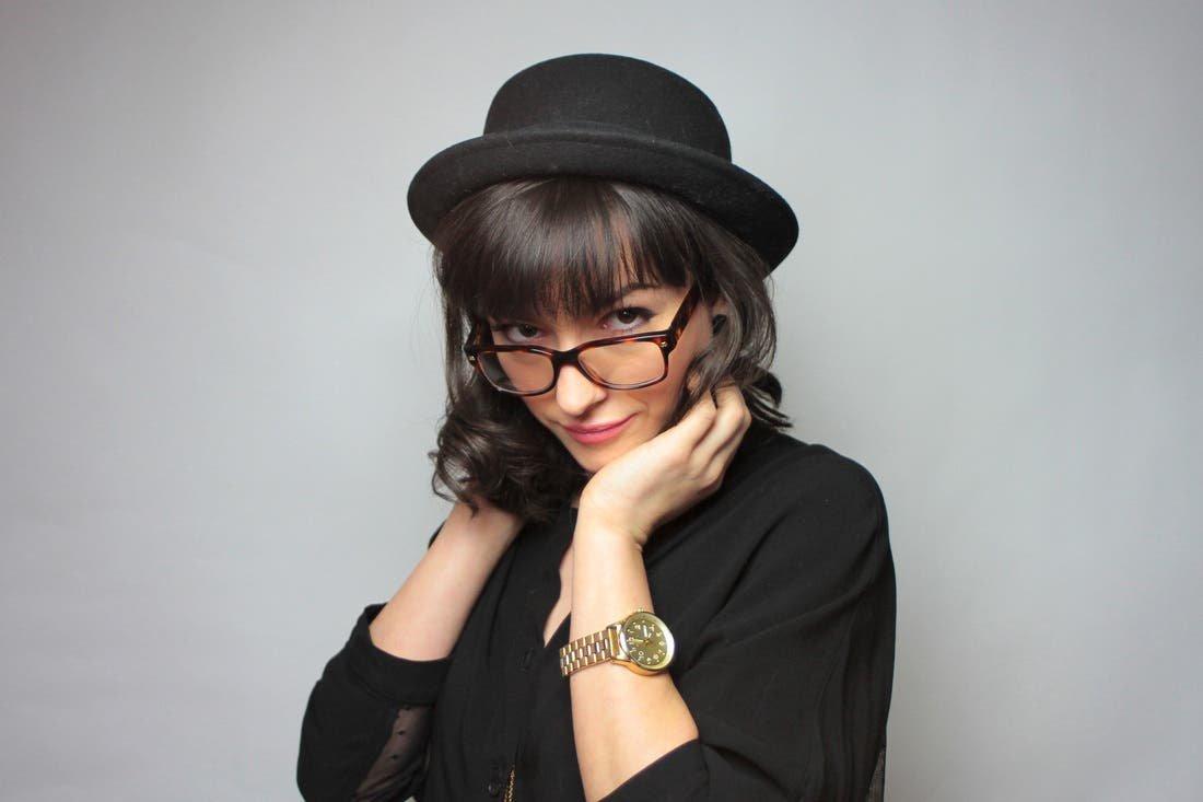 Natasha Negovanlis entrevista