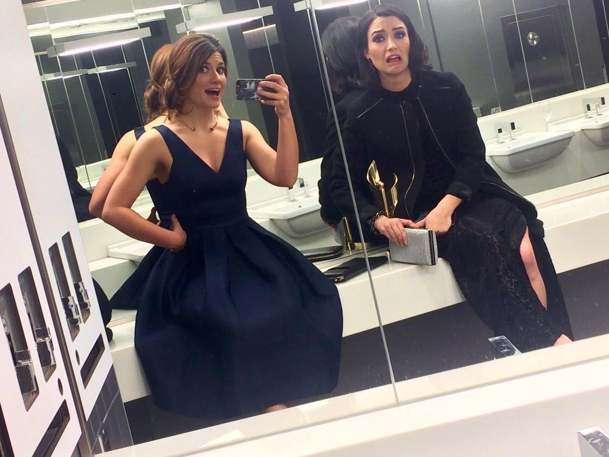 Natasha Negovanlis y Tatiana Maslany fueron ganadoras en los Canadian Screen Awards