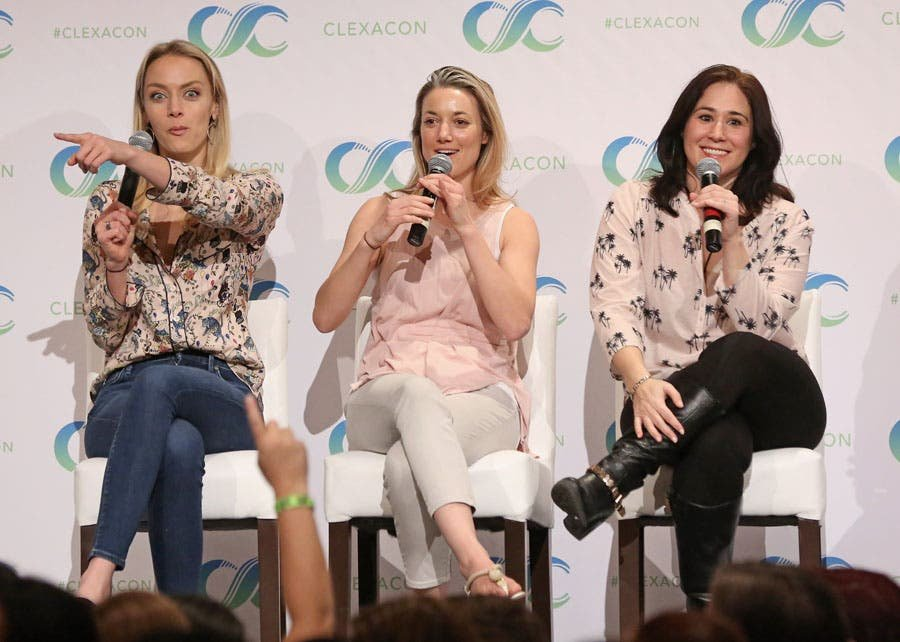 Panel de Lost Girl en la ClexaCon