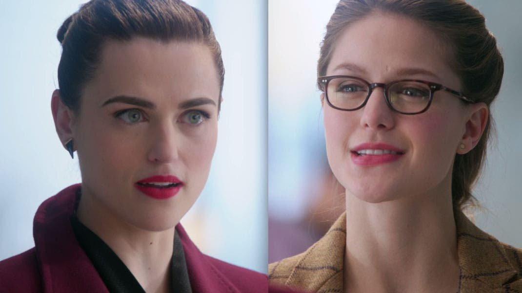 Kara y Lena hablando