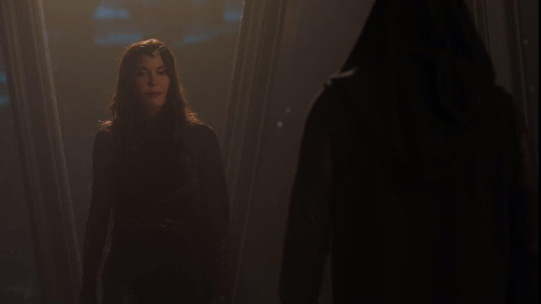 Teri Hatcher en Supergirl
