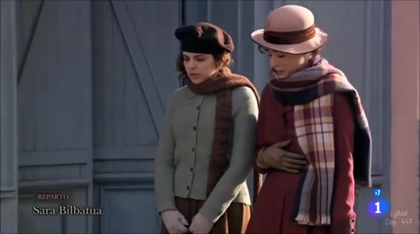 Celia y Cata resumen de episodio 48 Seis Hermanas – Amenazas