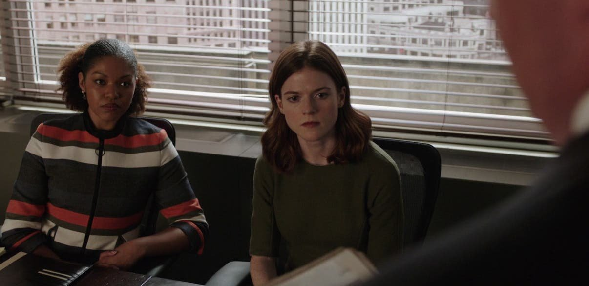 The Good Fight resumen de episodio 1×05 Stoppable: Requiem for an Airdate