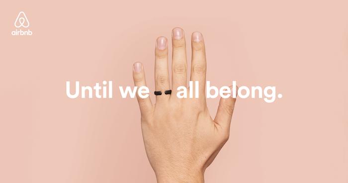 Airbnb a favor del matrimonio igualitario