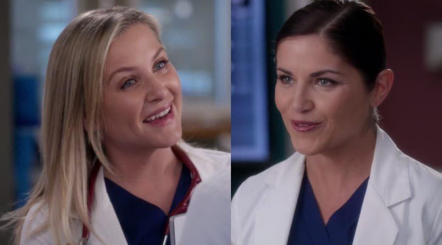 Arizona y Eliza hablan sobre sexo