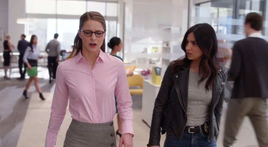 Kara y Maggie preocupadas por Alex