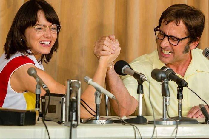 Emma Stone será protagonista de 'Battle of the Sexes'