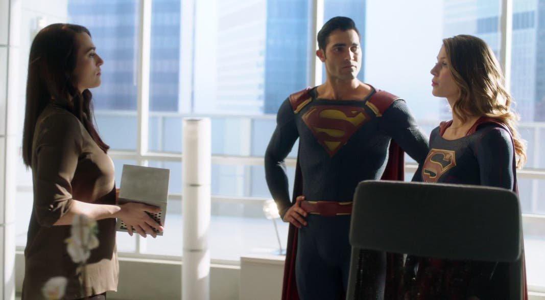 Supergirl y Lena se ponen de acuerdo
